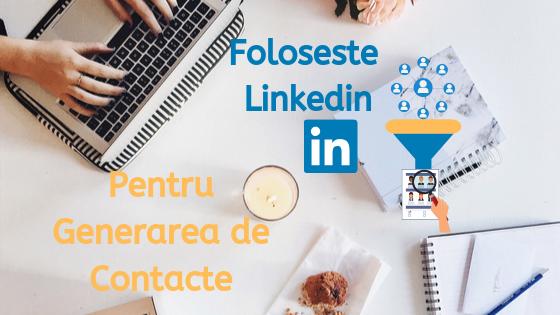 Foloseste LinkedIn Ads Pentru a Genera Leaduri