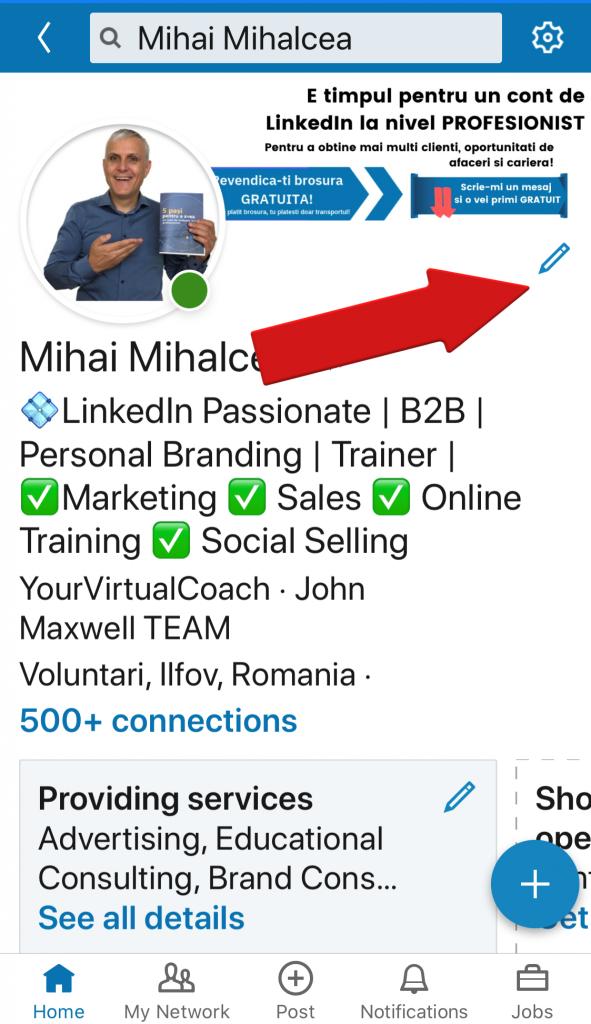 Noua setare în LinkedIn - mesajul vocal pentru pronunțarea numelui!